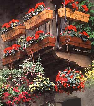 балкон...
