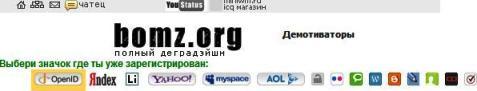Украинский Бомж-проект надомной работы