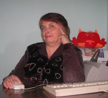 Светлана Молодежникова
