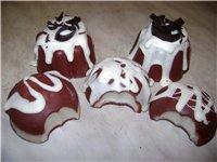 Мыло-торт надомного изготовления