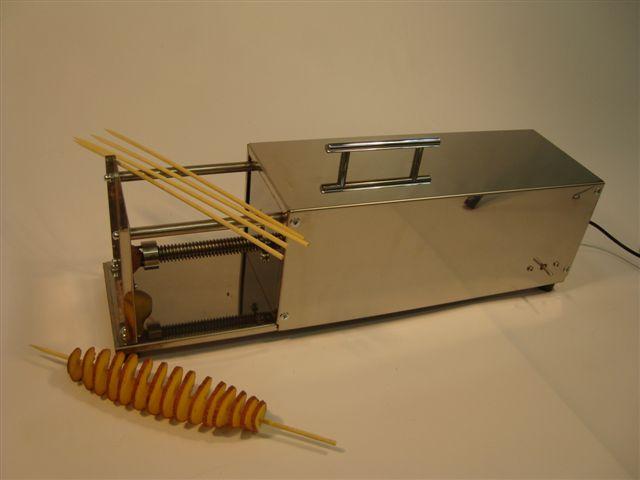 оборудование для производства чипсов