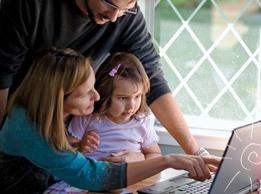 Работаем и учимся всей семьей...